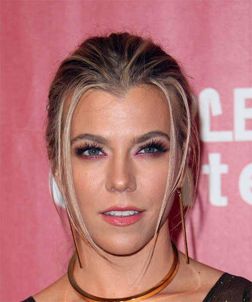 Kimberly Perry Long Straight Casual  - Dark Blonde