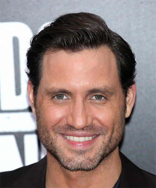 Edgar Ramirez Short Straight Hairstyle - Light Brunette