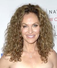 Amy Brenneman - Curly