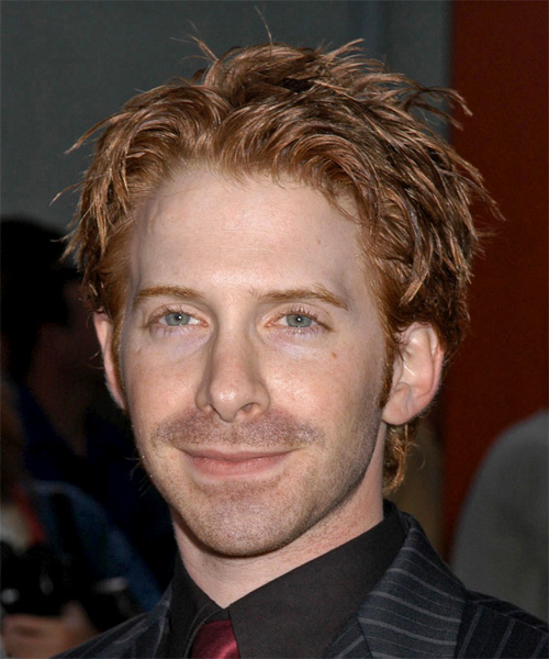 Seth Green - Casual Short Straight Hairstyle