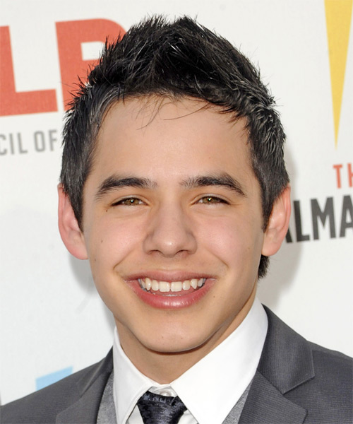David Archuleta -  Hairstyle