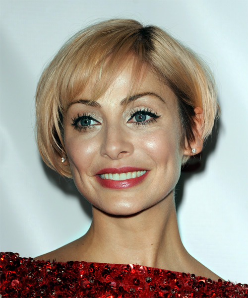 Natalie Imbruglia - Casual Short Straight Hairstyle