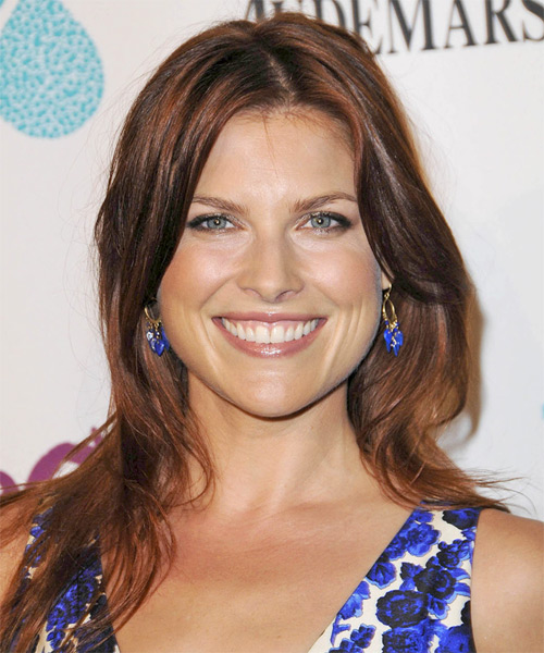 Ali Larter Long Straight Casual Hairstyle