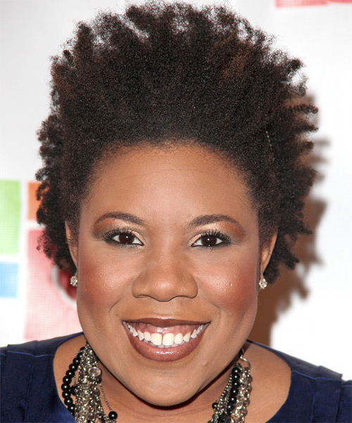 Melinda Doolittle - Alternative Short Curly Hairstyle