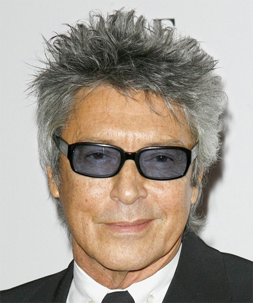 Tommy Tune Short Straight Casual Hairstyle