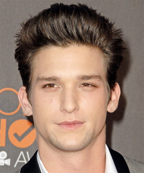 Daren Kagasoff - Casual Short Straight Hairstyle