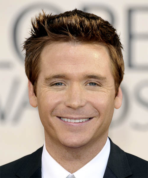 Kevin Connolly Short Straight Hairstyle