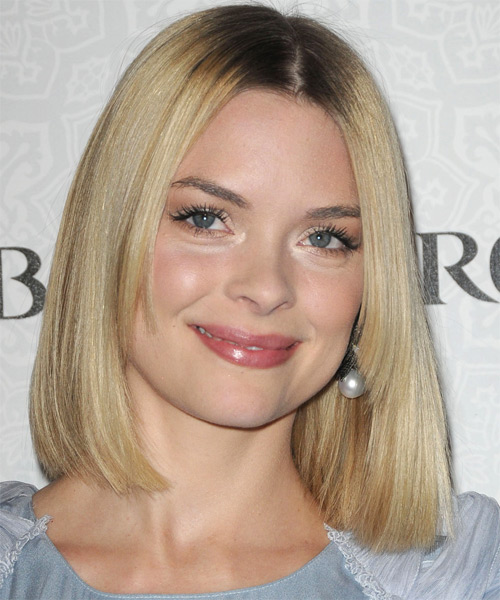 Jamie King - Formal Medium Straight Hairstyle