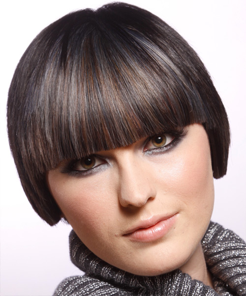 chocolate brown hairstyles. the chocolate brown base