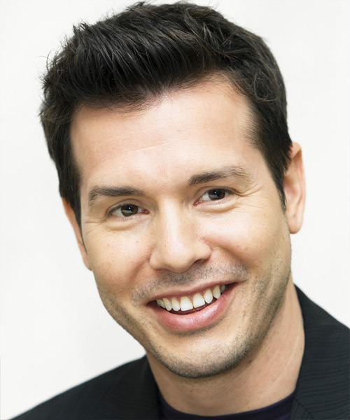 Jon Seda Short Straight Hairstyle