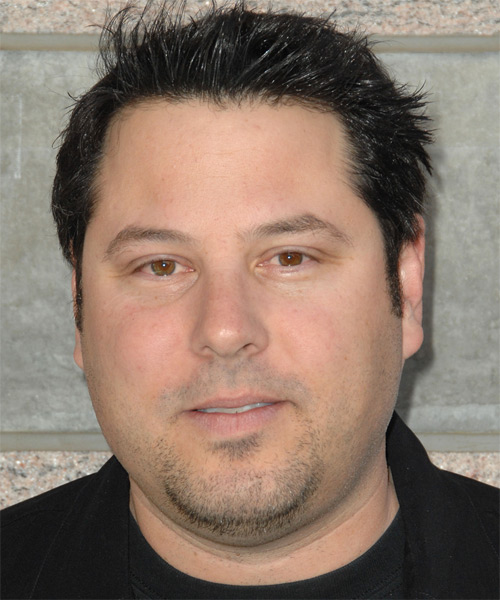 Greg Grunberg - Casual Short Straight Hairstyle
