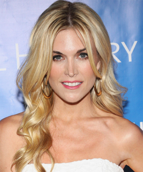 Tinsley Mortimer -  Hairstyle