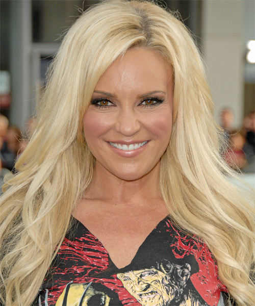 Bridget Marquardt - Casual Long Straight Hairstyle