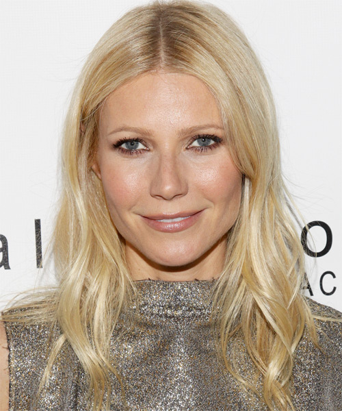 Gwyneth Paltrow - Casual Long Straight Hairstyle