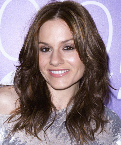 Kara Dioguardi - Casual Long Wavy Hairstyle