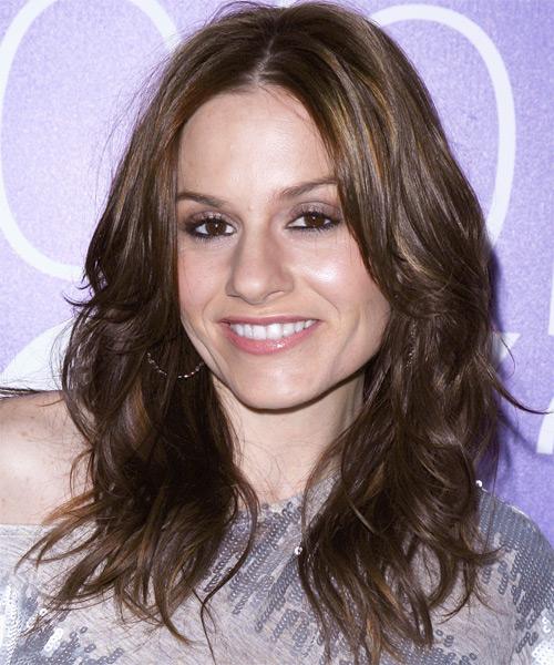 Kara Dioguardi Long Wavy Hairstyle