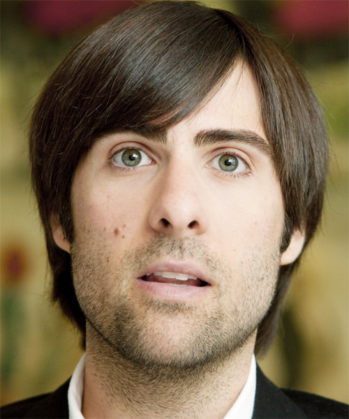 Jason Schwartzman - Formal Medium Straight Hairstyle