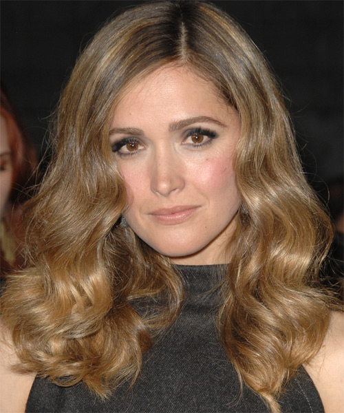 Rose Byrne - Formal Long Wavy Hairstyle