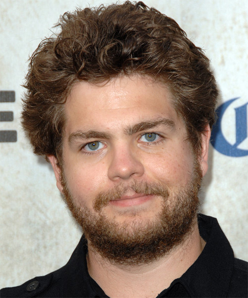 Jack Osbourne - Casual Short Wavy Hairstyle