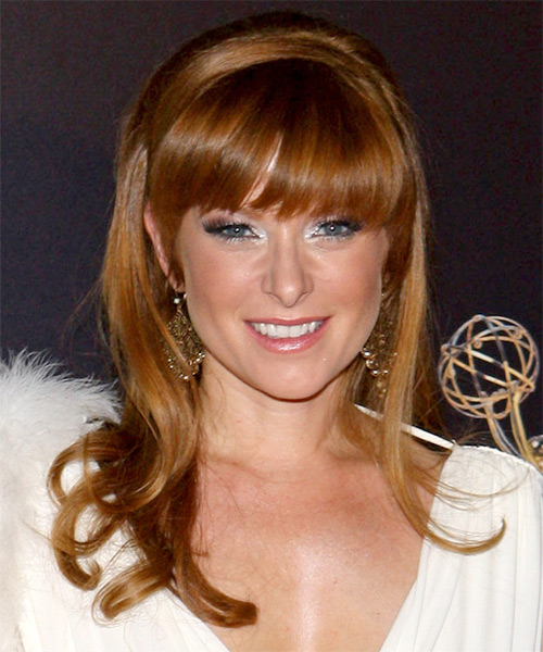 Cady McClain  - Formal Long Straight Hairstyle