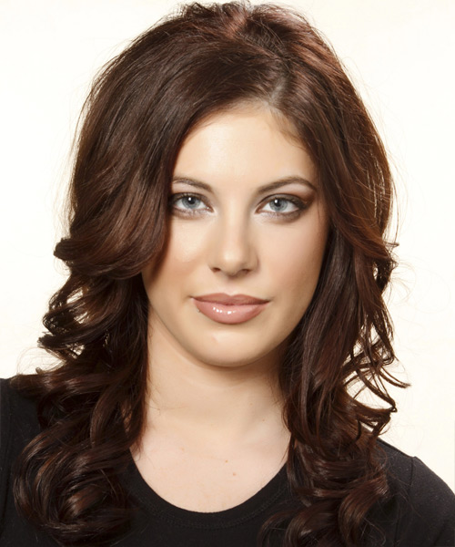 Long Wavy Casual Hairstyle
