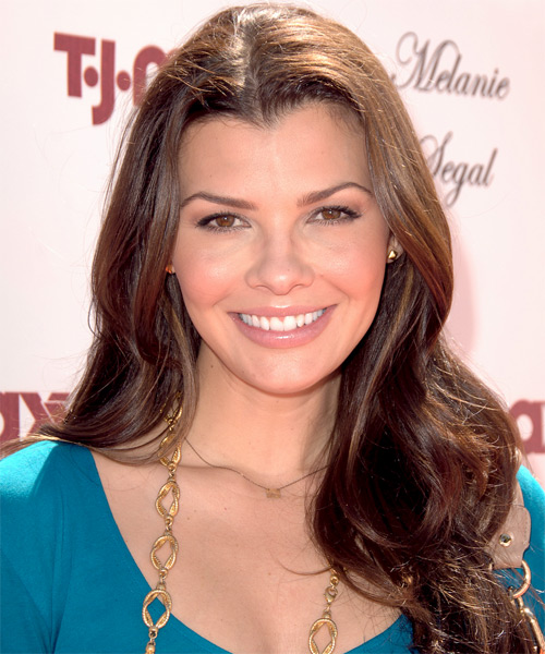 Ali Landry - Casual Long Wavy Hairstyle