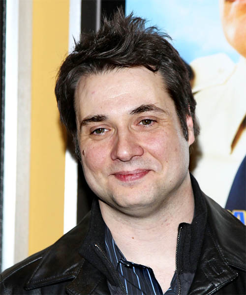 Adam Ferrara Short Straight Hairstyle