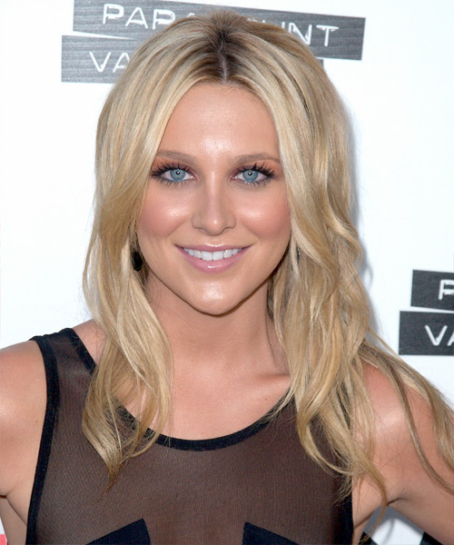 Stephanie Pratt - Wavy  Long Wavy Hairstyle