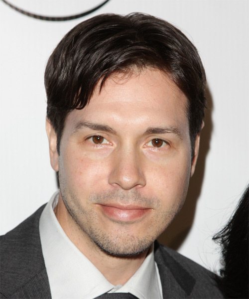 Jon Seda - Formal Short Straight Hairstyle