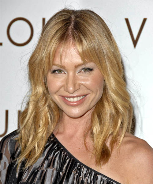 Portia de Rossi - Casual Long Straight Hairstyle
