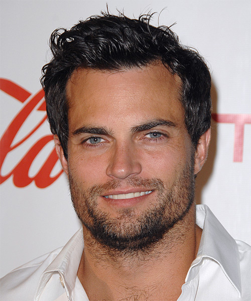 Scott Elrod - Casual Short Straight Hairstyle