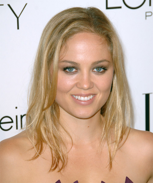 Erika Christensen - Casual Medium Straight Hairstyle