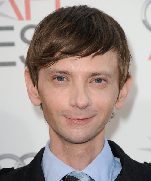 DJ Qualls  Short Straight Hairstyle
