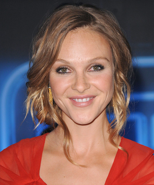 Beau Garrett Hairstyles In 2018
