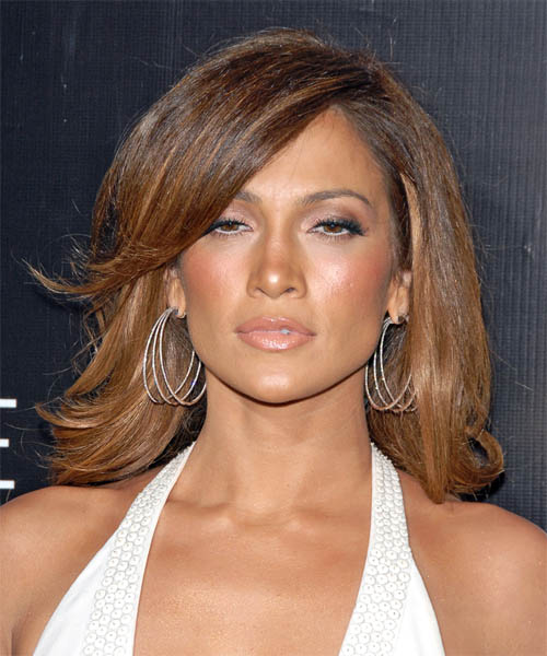 jennifer lopez haircut. Jennifer Lopez Hairstyle