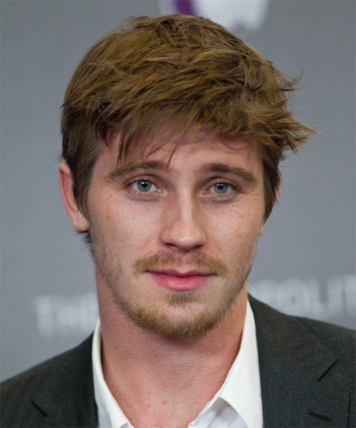 Garrett Hedlund - Casual Short Straight Hairstyle
