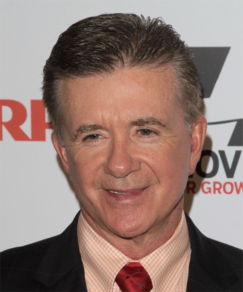 Alan Thicke -  Hairstyle