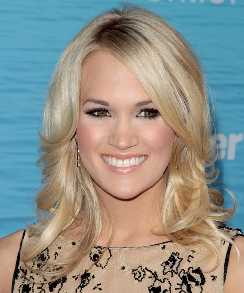 Carrie Underwood -  Hairstyle