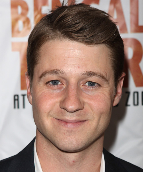 Benjamin McKenzie Short Straight Formal Hairstyle - Medium Brunette Hair Color