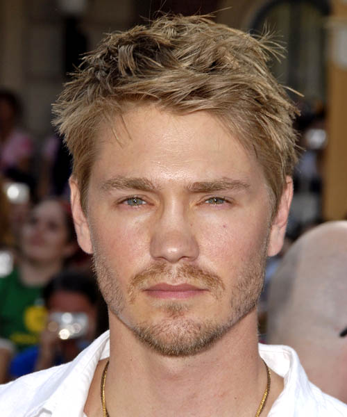 Chad Michael Murray - Casual Short Straight Hairstyle