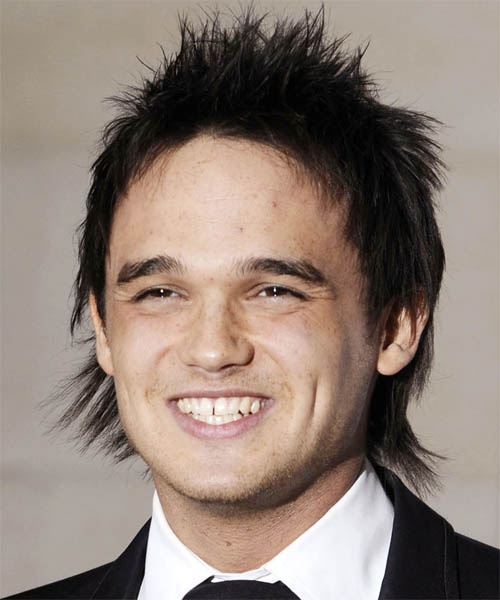 Gareth Gates - Alternative Medium Straight Hairstyle