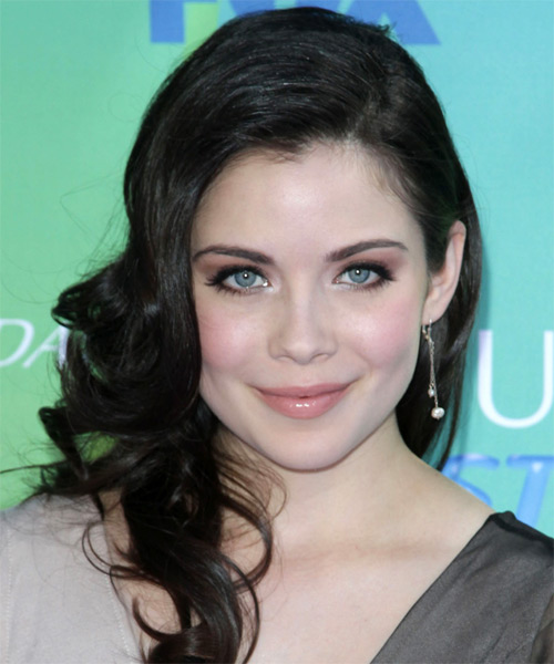 Grace Phipps - Formal Long Wavy Hairstyle