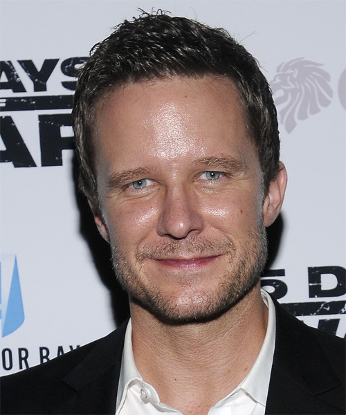 Will Chase - Casual Short Straight Hairstyle