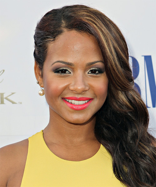 Awesome Christina Milian Hairstyles For 2017 Celebrity Hairstyles By Hairstyle Inspiration Daily Dogsangcom