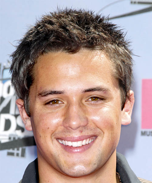 Stephen Colletti - Straight  Short Straight Hairstyle