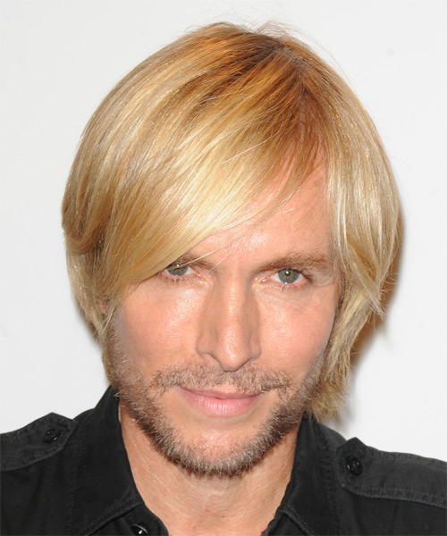 Marc Bouwer - Casual Medium Straight Hairstyle