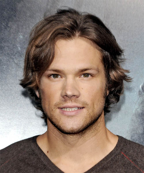 Jared Padalecki Short Straight Hairstyle