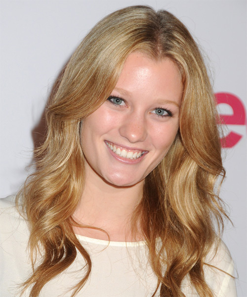Ashley Hinshaw -  Hairstyle