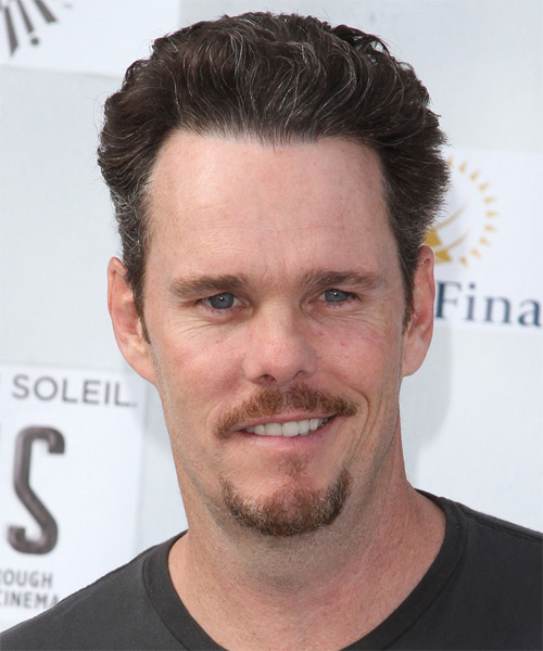 Kevin Dillon Straight Casual  - Dark Brunette