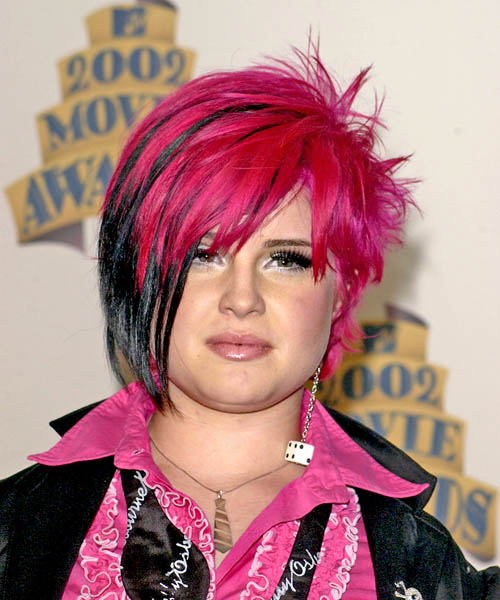 Kelly Osbourne - Alternative Short Straight Hairstyle